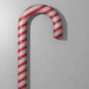 Candy Cane til jul