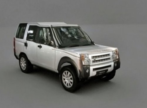 Land Rover Free 3d Model 3ds Max Open3dmodel 10125