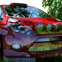 Ford Fiesta Rs Wrc Free 3d Model
