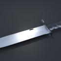 M9 Bayonet Knife Free 3d Model