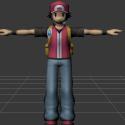 Pokemon Character Free 3d Model