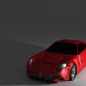 Ferrari F12 Free 3d Model