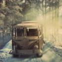 Toy Van Car