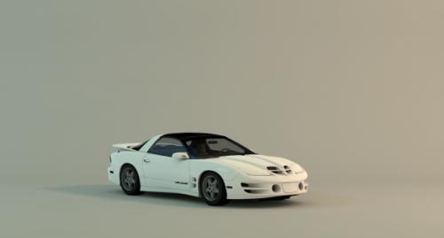 Pontiac Trans Car