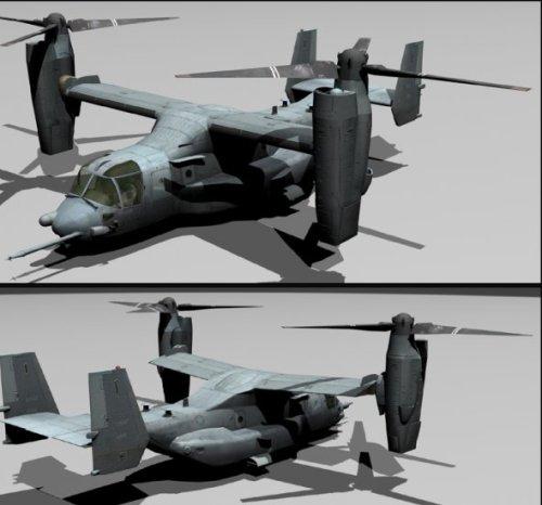 Yhdysvaltain Osprey-ilma-alus