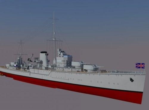 Hms Warship