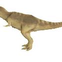 T Rex dinosaurie