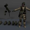 Bf2 सैनिक