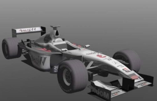 F1 Mclaren Sport Car