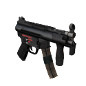 Mp5k (fully Rigged)