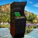 Make Trax Arcade Machine Free 3d Model