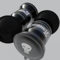 Punisher Earphones Free 3d Model