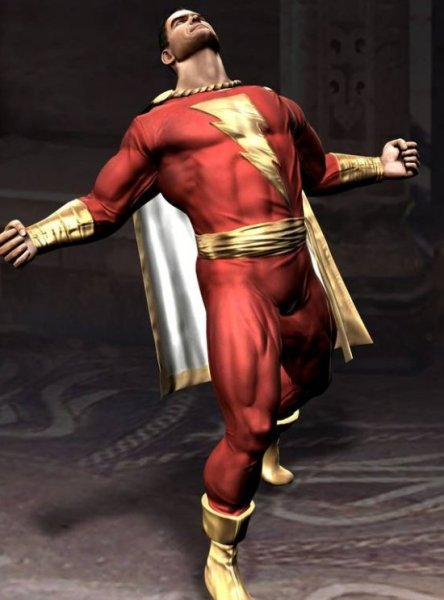 Capitán Marvel personaje