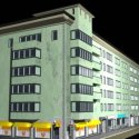 Building Apartment Free 3d Model