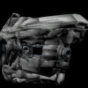 Boltshot Free 3d Model