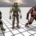 Halo Squad Set Free 3d Model