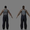 Drug Dealer Free 3d Model
