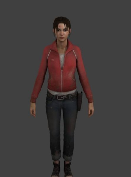 Zoey Woman Character