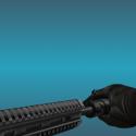 Hk416 Animation Weapon