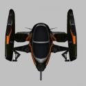 Gunship Aircraft Free 3d Model