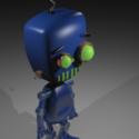 Robot Free 3d Model