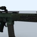 Ak5c Machine Gun