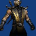 Scorpion Soldier
