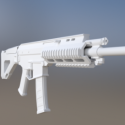 Acwr Machine Gun