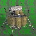 Lander Nasa Moon Robot