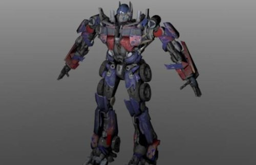 Optimus Prime Megatron Transformer