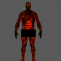 Mundus (human) Free 3d Model