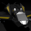 Space Ship Free 3d Model