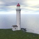 Lighthouse Building Free 3d Model