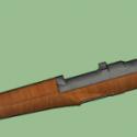 M1 Garand Gun