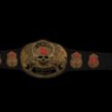 Wwe Smoking Skull Championship Free 3d Model
