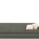 Modern Green Sofa Free 3d Model