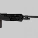 Ebr Gun Free 3d Model