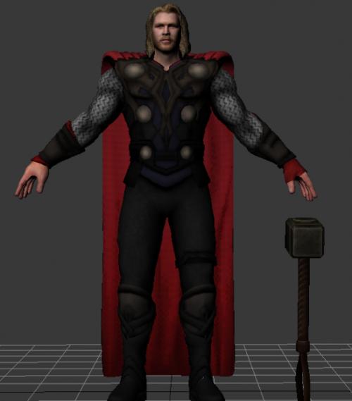 Marvel Thor -hahmo