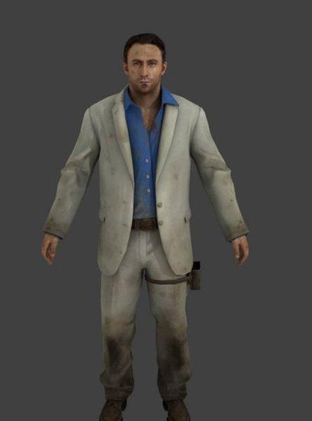 Nick hombre de negocios