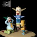Camp Bart Free 3d Model
