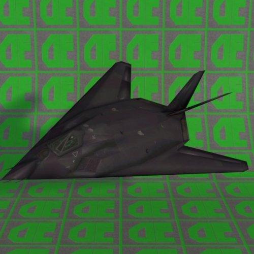 F117 Nighthawk-ilma-alus