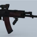 Aek Sniper Gun