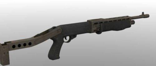 Spas-12 Savaş Silahı