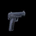 Call Of Duty 2 M1911 Free 3d Model