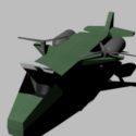 Low Poly Helicopter Free 3d Model