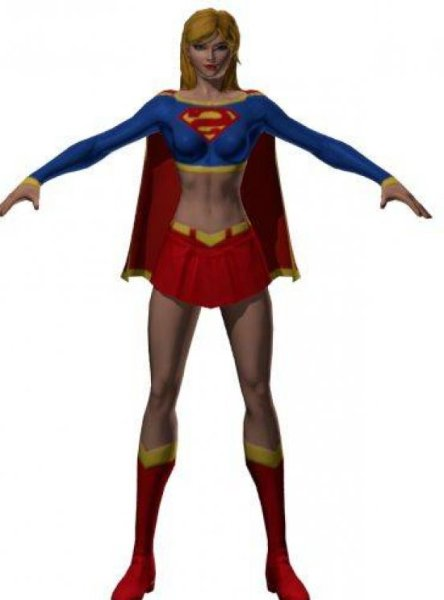 Supergirl Character