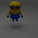 Minion Free 3d Model