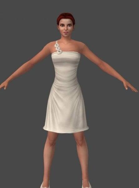 Nina Girl Character