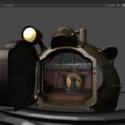 Bathysphere Free 3d Model