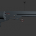 Colt 1860 Revolver